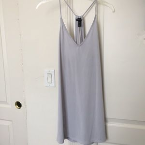 Forever 21 Soft Blue Shift Dress